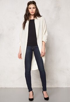 Make Way Garance Cardigan Cream Bubbleroom.se
