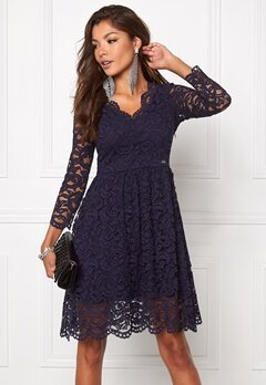 Chiara Forthi Gidget Dress Midnight blue Bubbleroom.se