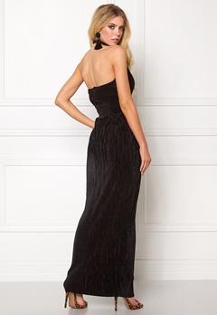 Girl In Mind Long Dress Black Bubbleroom.se