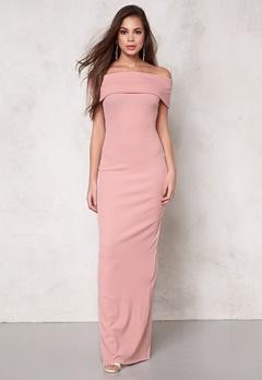 Goddiva Dress Pink Bubbleroom.se