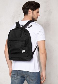 WeSC Hannu Backpack Black Bubbleroom.se