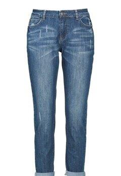 Happy Holly Jeans Mellandenim Bubbleroom.se
