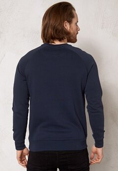 Henri Lloyd Dunstone Crew Sweat Navy Bubbleroom.se