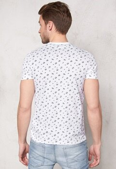 Henri Lloyd Ecton Regular Tee Bright White Bubbleroom.se