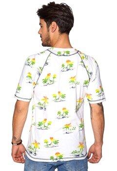 Humör Calf T-shirt Bright White Bubbleroom.se