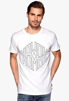 Humör Neu T-Shirt Bright White Bubbleroom.se