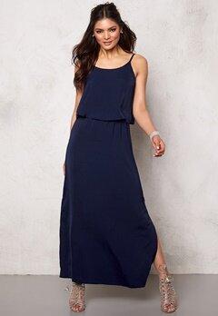 ICHI Bizana Dress Total Eclipse Bubbleroom.se