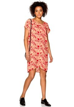 ICHI Civaz Dress 12221 Amberlight Bubbleroom.se