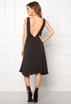 ICHI Collir Dress Black Bubbleroom.se