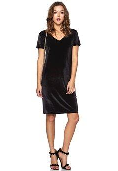 ICHI Kadla Dress 10001 Black Bubbleroom.se