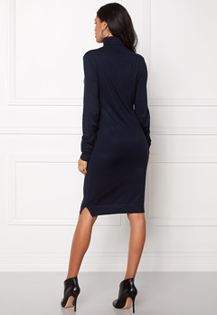 ICHI Mafa Dress Total Eclipse Bubbleroom.se