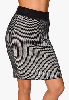 ICHI Molli Skirt Black Bubbleroom.se