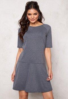 ICHI Moonshine Dress Total Eclipse Mel Bubbleroom.se