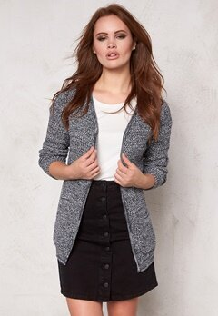 ICHI Nia Cardigan 14044 Total Eclipse Bubbleroom.se