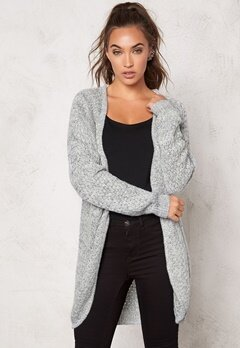 ICHI Olanda cardigan Cloud Dancer Bubbleroom.se