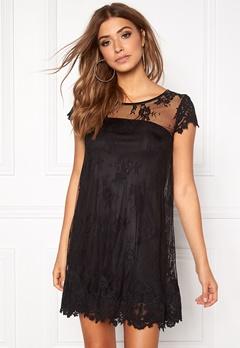 Ida Sjöstedt Chaira dress Black Bubbleroom.no