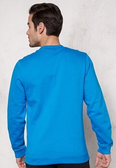 JACK&JONES Ask Sweat Crew Neck Imperial Blue Bubbleroom.se