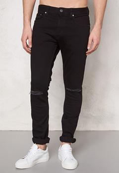 JACK&JONES Ben Original 806 Jeans Black Denim Bubbleroom.se