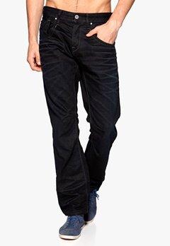 JACK&JONES Boxy Leed 915 Jeans Blue Denim Bubbleroom.se