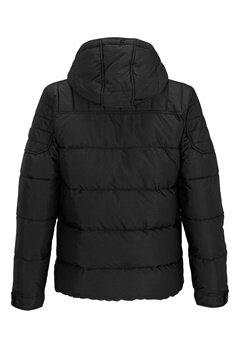 JACK&JONES Cam Puffer Jacket Black Bubbleroom.se