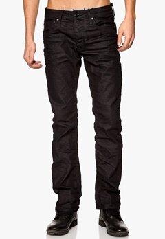 JACK&JONES Clark Original 370 Jeans Black Denim Bubbleroom.se