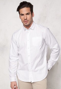 JACK&JONES Glass Shirt White Bubbleroom.se
