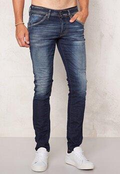 JACK&JONES Glenn Fox 669 Jeans Blue Denim Bubbleroom.se