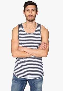 JACK&JONES Limit Tank Top Cloud Dancer Bubbleroom.se