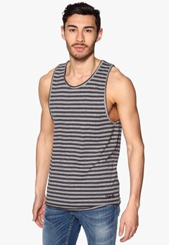 JACK&JONES Limit Tank Top Light Grey Melange Bubbleroom.se