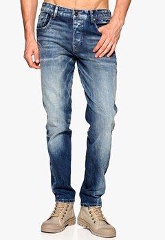 JACK&JONES Mike Ron 254 Jeans Blue Denim Bubbleroom.se