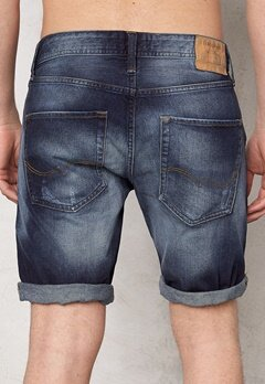JACK&JONES Rick Original Shorts Blue Denim Bubbleroom.se