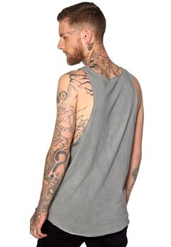 JACK&JONES Rude Tank Top Moon Mist Bubbleroom.se
