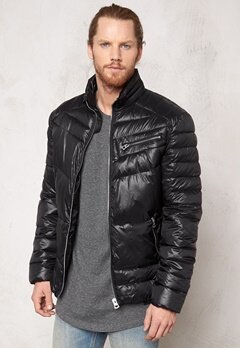 JACK&JONES Skipper Puffer Jacket Black Bubbleroom.se