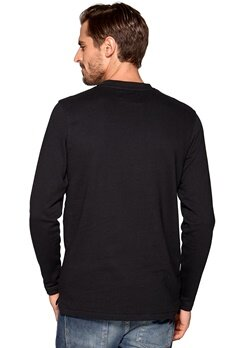 JACK&JONES Smash Sweat Crew Neck Black Bubbleroom.se