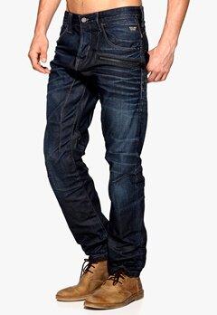 JACK&JONES Stan Carbon 892 Jeans Blue Denim Bubbleroom.se
