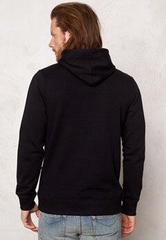 JACK&JONES Tigers Sweat Hood Black2 Bubbleroom.se