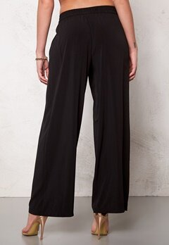Jacqueline de Yong Beat It Loose Pant Black Bubbleroom.se