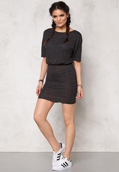 Jacqueline de Yong Line 2/3 Dress Black Bubbleroom.se