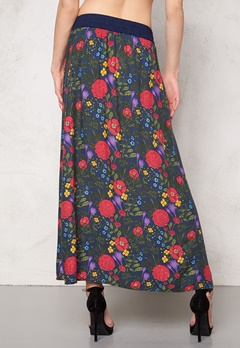 Jacqueline de Yong Rita Long Skirt Cloud Dancer1 Bubbleroom.se
