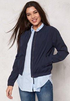 Jacqueline de Yong Treasure Bomber Jacket Mood Indigo Bubbleroom.se