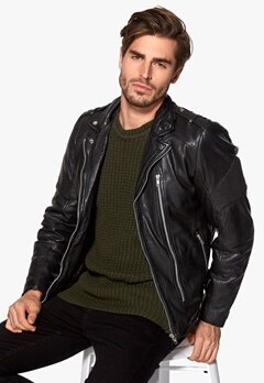 JOFAMA Cooper Jacket Black Bubbleroom.se