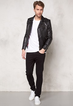 JOFAMA Hank Jacket Black Bubbleroom.se