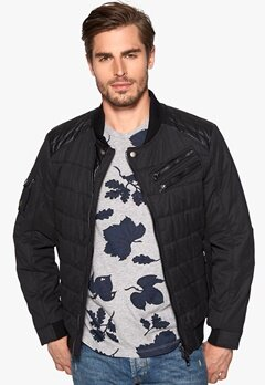 JOFAMA Tom Jacket Black Bubbleroom.se