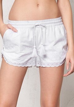 77thFLEA Kenora shorts White/White Bubbleroom.se