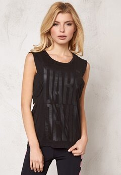 ONLY PLAY Kinjo Tank Top Black Bubbleroom.se