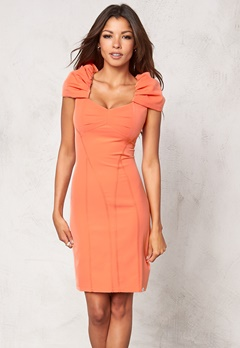 Chiara Forthi Domitille Dress Blond Peach Bubbleroom.se