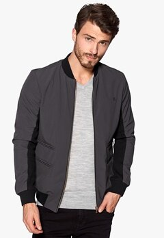 Les Deux Freedom Jacket Grey Bubbleroom.se