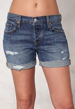 LEVI'S 501 CT Short Atmosphere blues Bubbleroom.se