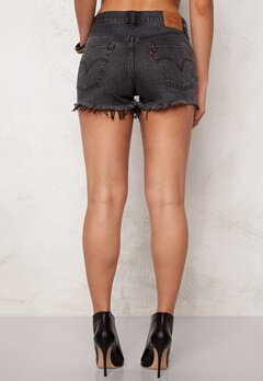 LEVI'S 501 Shorts 0049 Lashed Black Bubbleroom.se
