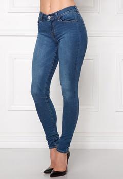 LEVI'S Super Skinny Jeans DenimSpiritsong 0012 Bubbleroom.se